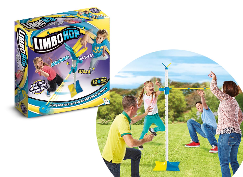 Juegos Interactivos Limbo Hop